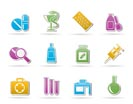 Pharmacy and Medical icons - vector icon set