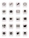 Office tools icons - vector icon set 2 - vector icon set 2
