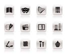 Art Icons - Vector Icon Set