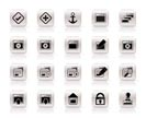 Application, Programming, Server and computer icons vector Icon Set 1