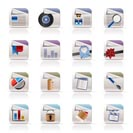 Computer Icons - File Formats - Vector Icon Set